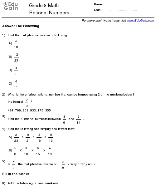 Rational And Irrational Numbers Worksheet Pictures to Pin on – Irrational Numbers Worksheet